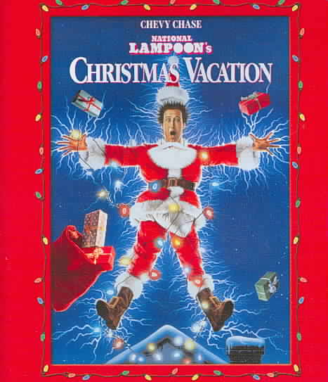 NATIONAL LAMPOON'S CHRISTMAS VACATION BY CHASE,CHEVY (Blu-Ray)